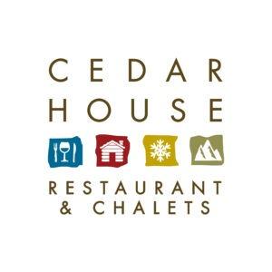 cedar house restaurant & chalets